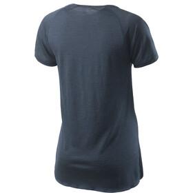 Houdini Airborn Camiseta Mujer, blue illusion